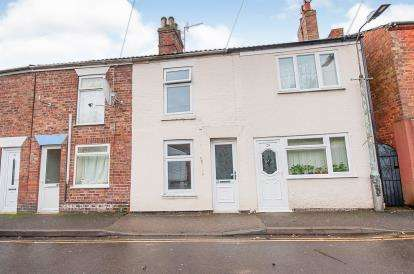 2 Bedrooms Terraced House for sale in Irby Street, Boston, Lincolnshire, England
