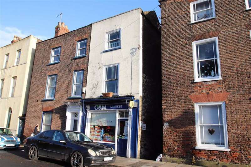 3 Bedrooms Shop Commercial for sale in Witham Place, Boston, Lincolnshire