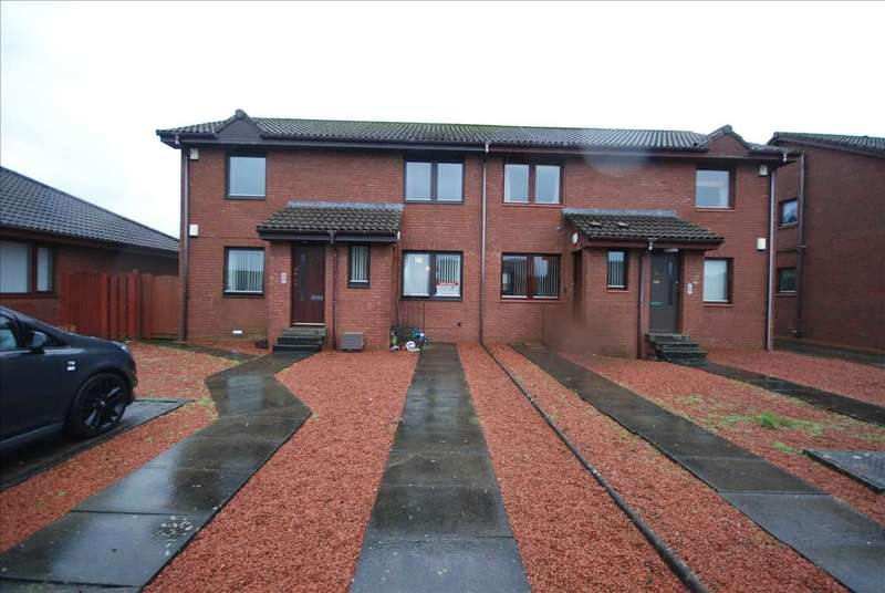 2 Bedrooms Apartment Flat for sale in Tiree Place, Stevenston