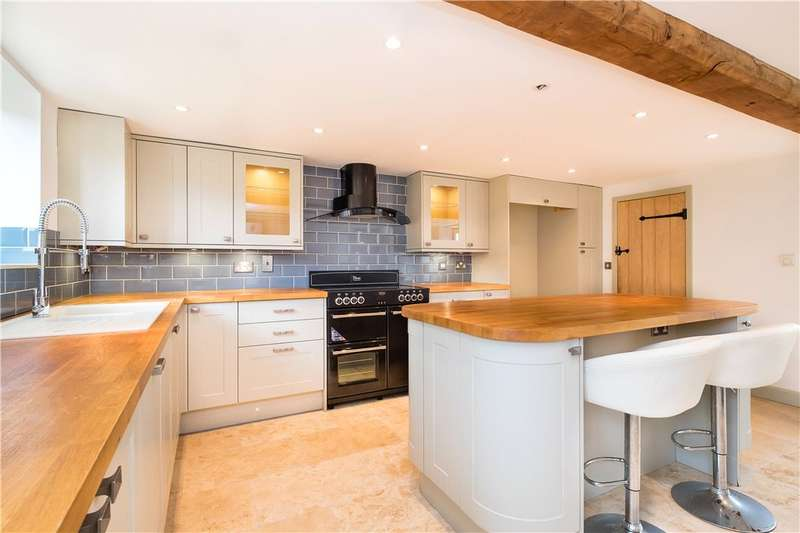 5 Bedrooms Barn Conversion Character Property for sale in Lambswick Farm Barns, Lindridge, Tenbury Wells, Worcestershire, WR15
