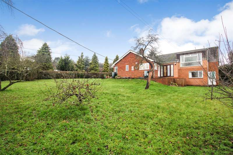 5 Bedrooms Detached House for sale in Hillside, Martley, Worcester, Worcestershire, WR6