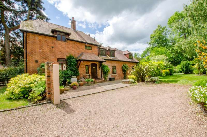 4 Bedrooms Barn Conversion Character Property for sale in Low Habberley, Kidderminster, Worcestershire, DY11