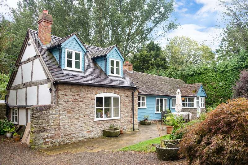 2 Bedrooms Detached House for sale in Lower Hayton, Ludlow, Shropshire, SY8