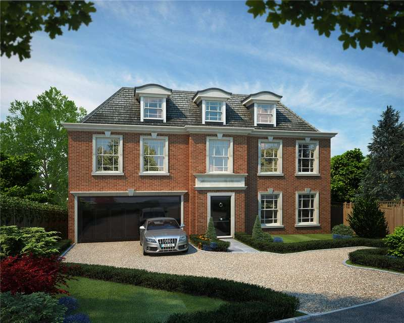 Land Commercial for sale in Pelhams Walk, Esher Place, Esher, Surrey, KT10