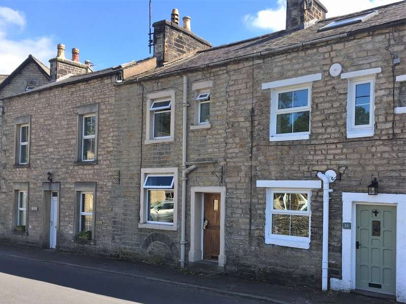 3 Bedrooms Cottage House for sale in Main Street, Lower Bentham
