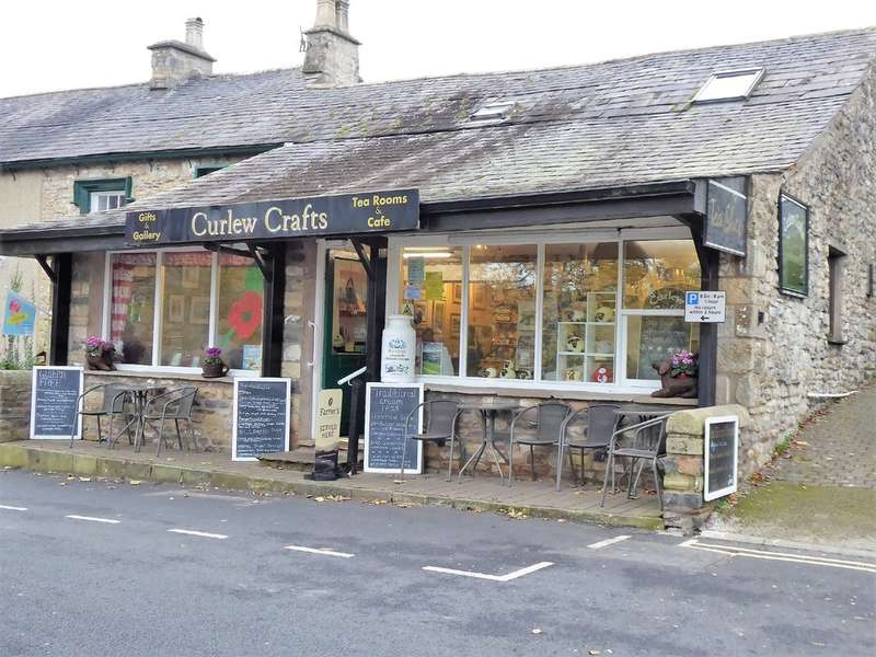End Of Terrace House for sale in Curlew Crafts Tearoom, Main Street, Ingleton