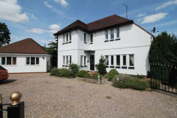 4 Bedrooms Detached House for sale in Pinchbeck Road, Spalding