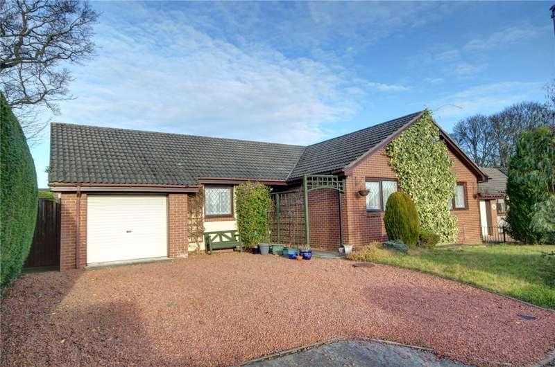 3 Bedrooms Detached Bungalow for sale in Church View, Low Willington, Durham, DL15
