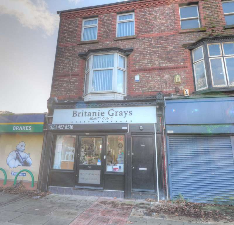 Mixed Use Commercial for sale in Aigburth Road, Liverpool
