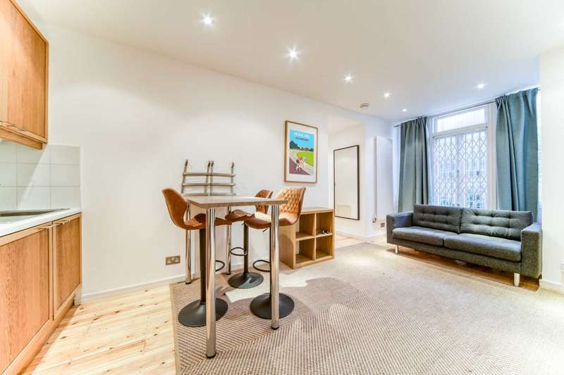 1 Bedroom Flat for sale in Christchurch Road, Tulse Hill