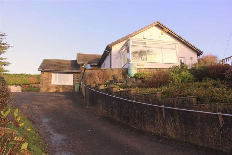 3 Bedrooms Detached Bungalow for sale in Wisemans Bridge, Narberth