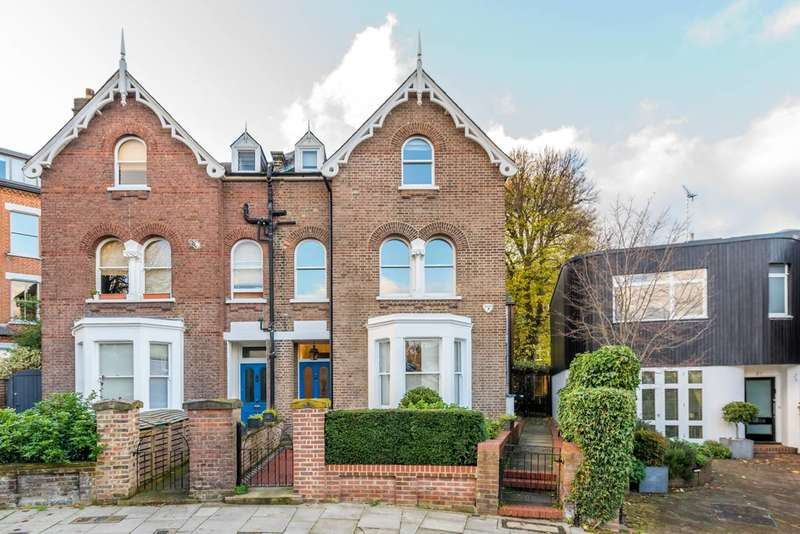 6 Bedrooms House for sale in Rudall Crescent, Hampstead, NW3