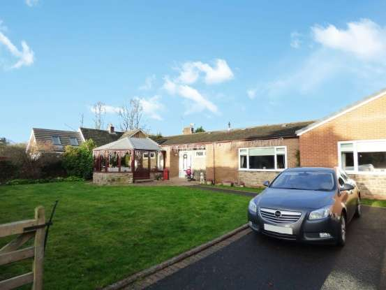 Detached Bungalow for sale in Sandy Bank, Riding Mill, Northumberland, NE44 6HT