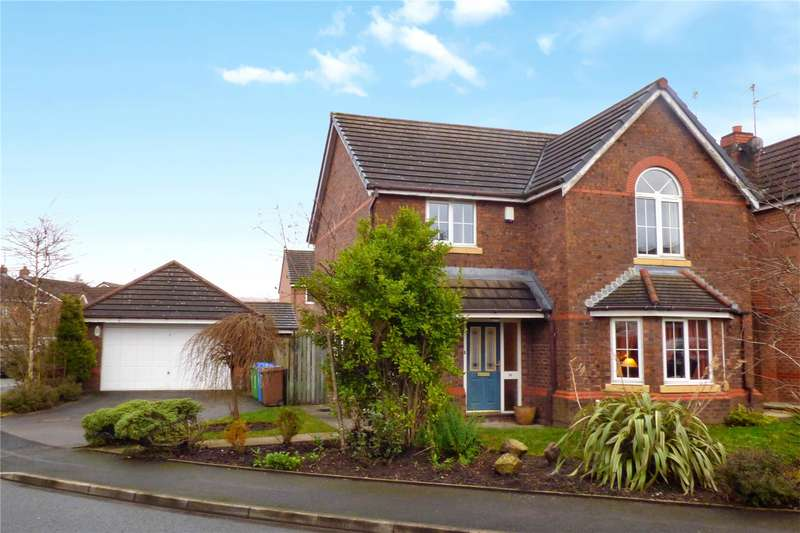 4 Bedrooms Detached House for sale in Riverstone Bridge, Littleborough, Greater Manchester, OL15