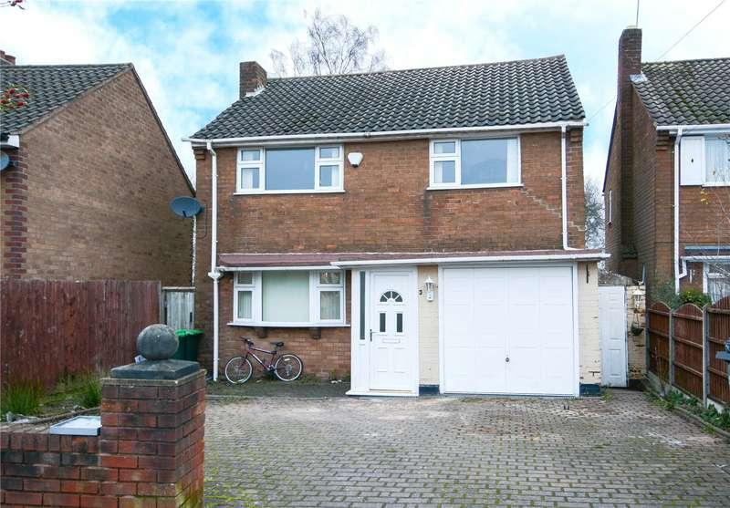 4 Bedrooms Detached House for sale in Lenwade Road, Oldbury, West Midlands, B68