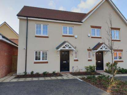 3 Bedrooms Semi Detached House for sale in Sandford, North Somerset
