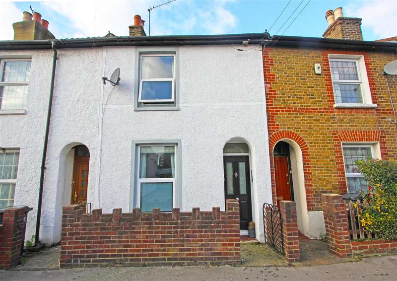 2 Bedrooms Terraced House for sale in Keens Road, Croydon