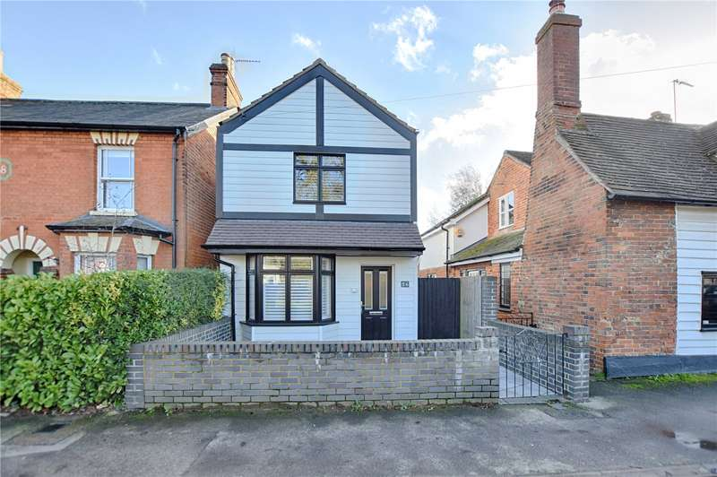2 Bedrooms Detached House for sale in Stansted