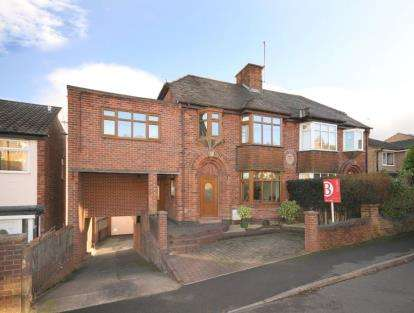 4 Bedrooms Semi Detached House for sale in Low Road, Sheffield, South Yorkshire