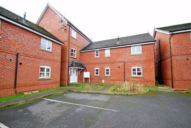 2 Bedrooms Apartment Flat for sale in Eden Court, Bury, Greater Manchester