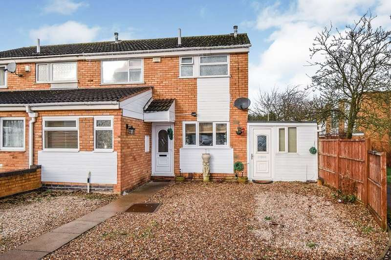 4 Bedrooms Property for sale in Lewis Close, Leicester, LE4