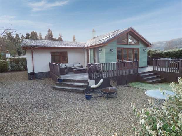 4 Bedrooms Detached Bungalow for sale in Cuilc Brae, Pitlochry, Perth and Kinross