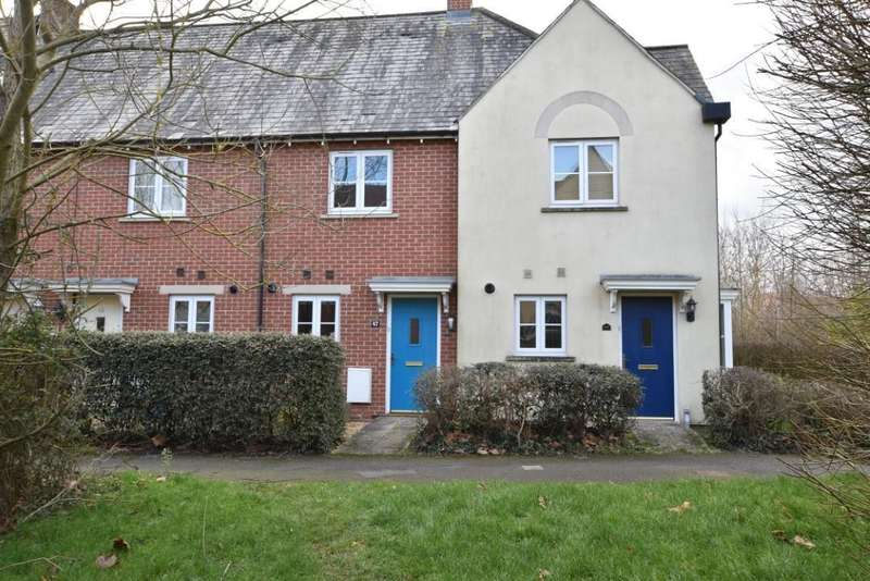 2 Bedrooms Terraced House for sale in Fallows Road, Aldermaston, Reading, RG7