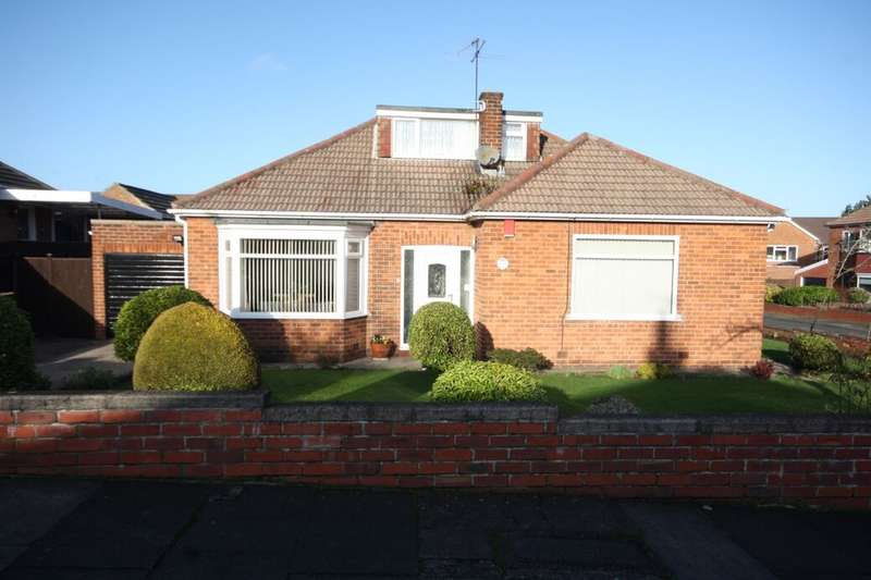 3 Bedrooms Detached Bungalow for sale in Avon Drive, Guisborough, TS14