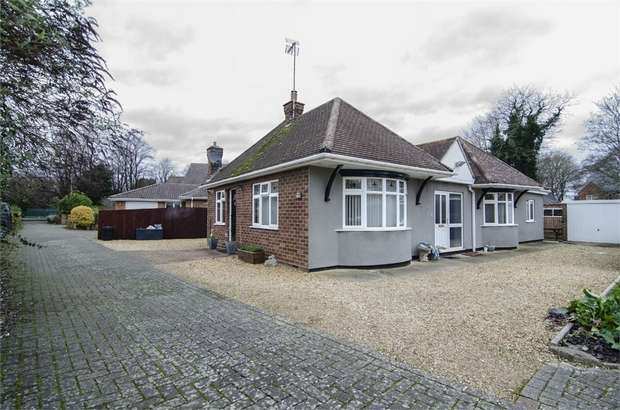 4 Bedrooms Detached House for sale in Park Road, Holbeach, Spalding, Lincolnshire
