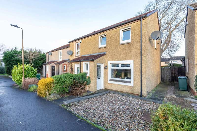 3 Bedrooms End Of Terrace House for sale in South Scotstoun, South Queensferry, EH30 9YD