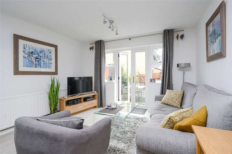 2 Bedrooms Terraced House for sale in Bowman Mews, Southfields, SW18