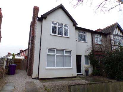 4 Bedrooms Semi Detached House for sale in Barnston Road, Liverpool, Merseyside, L9