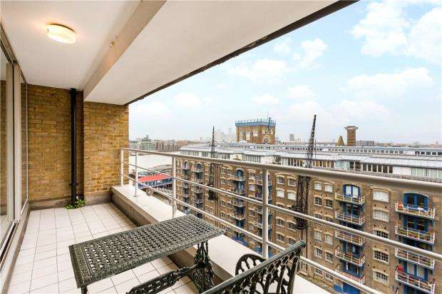 2 Bedrooms Flat for sale in Cinnamon Wharf, 24 Shad Thames, London