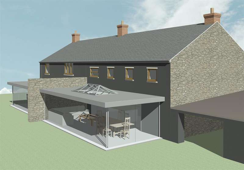 1 Bedroom Land Commercial for sale in Roman Road, Hoddlesden, Darwen, BB3 3PP