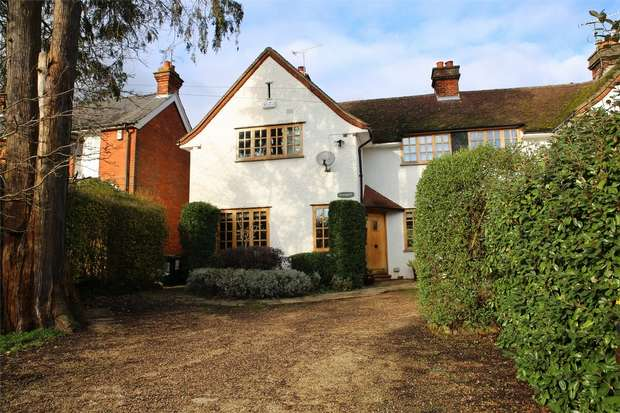 4 Bedrooms Semi Detached House for sale in Borough Green Road, Ightham, Sevenoaks, Kent