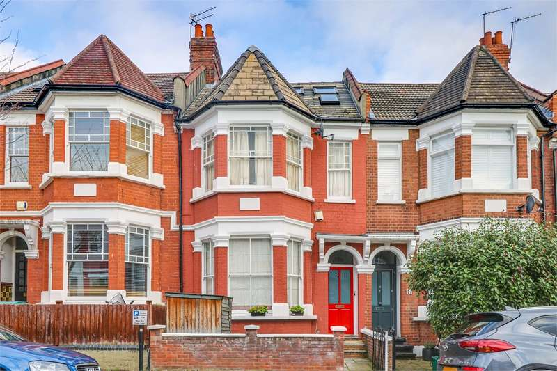 5 Bedrooms Terraced House for sale in Harvey Road, Crouch End, London