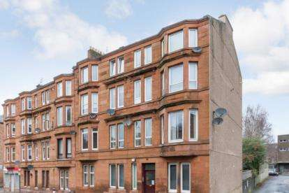Flat for sale in Greenhill Road, Rutherglen, Glasgow