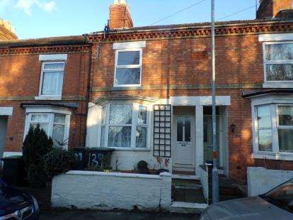 3 Bedrooms Terraced House for sale in North Street, Rushden, Northamptonshire