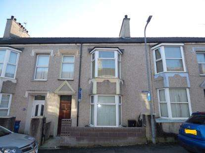 3 Bedrooms Terraced House for sale in Moreton Road, Holyhead, Sir Ynys Mon, LL65