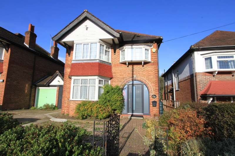4 Bedrooms Detached House for sale in Eastcote Road, Pinner