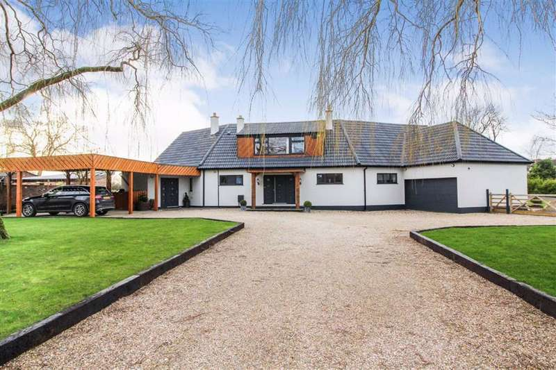 5 Bedrooms Detached House for sale in Main Street, Long Riston, East Yorkshire