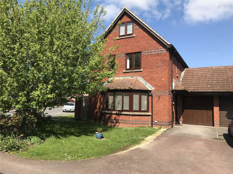 4 Bedrooms Detached House for sale in Rowan Close, Pewsey, Wiltshire, SN9
