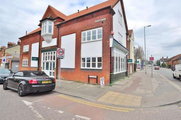 2 Bedrooms Apartment Flat for sale in Nightingale Road, Hitchin