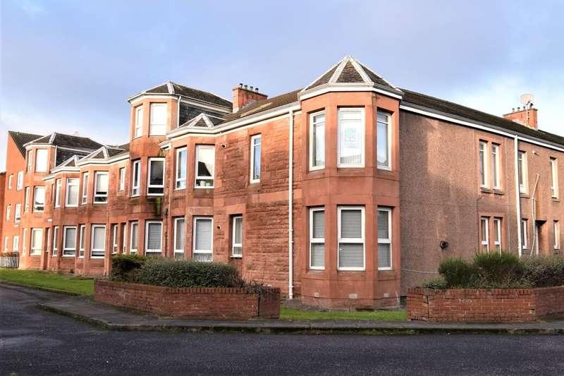 2 Bedrooms Flat for sale in Greenmoss Place, Bellshill, ML4