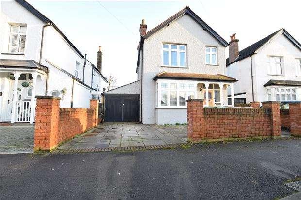 3 Bedrooms Detached House for sale in Senga Road, Wallington, SM6 7BG