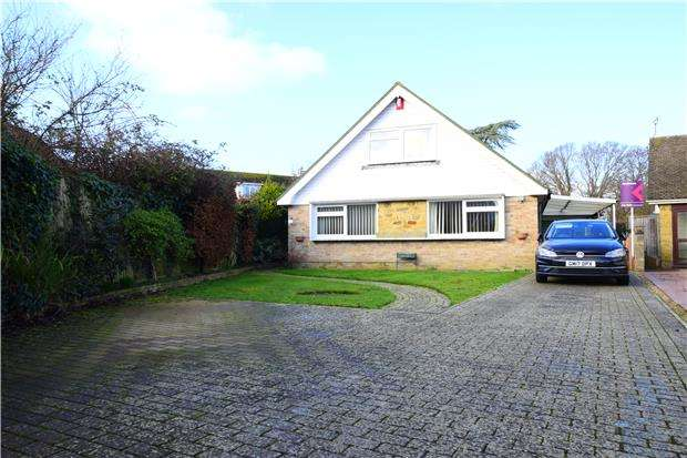 5 Bedrooms Detached Bungalow for sale in Sycamore Close, Bexhill, East Sussex, TN39 4PZ
