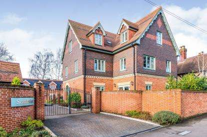 2 Bedrooms Flat for sale in Gosport Lane, Lyndhurst, Hampshire
