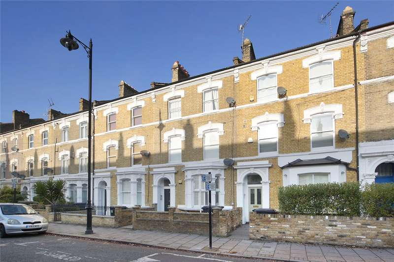 2 Bedrooms Flat for sale in Ferndale Road, Clapham, London, SW4