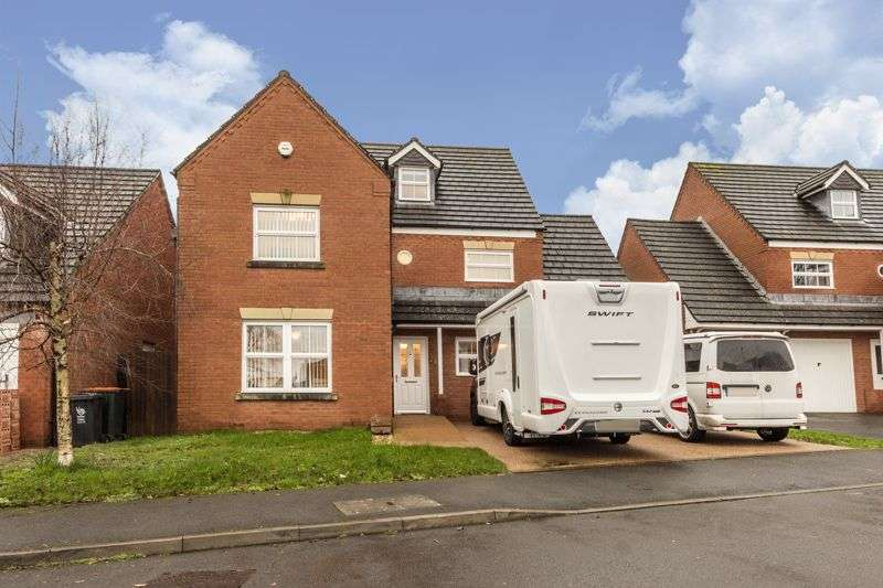5 Bedrooms Property for sale in Ffordd Camlas Rogerstone, Newport