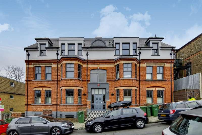 2 Bedrooms Apartment Flat for sale in Ranger Mansions, Jasper Road SE19